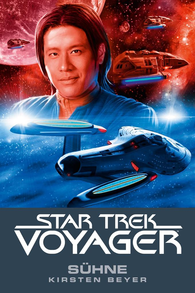 Star Trek - Voyager 11: Sühne als eBook