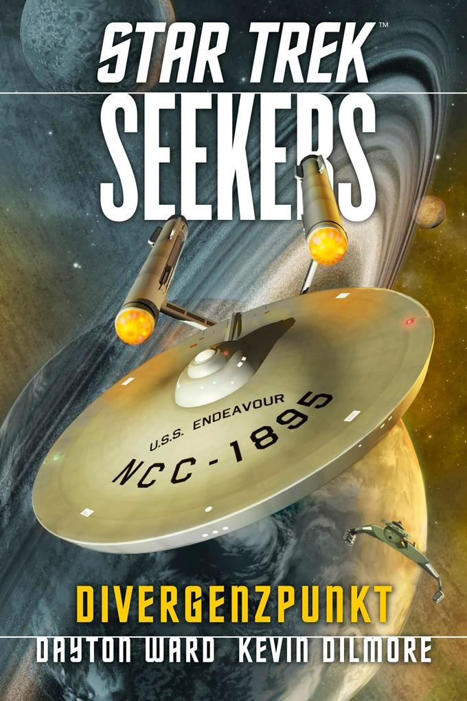 Star Trek - Seekers 2: Divergenzpunkt als eBook