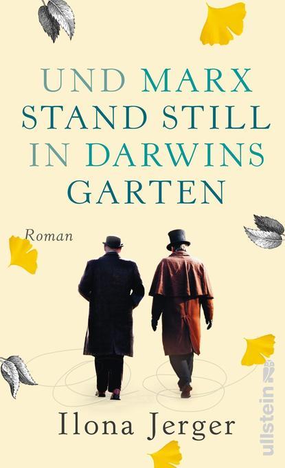Und Marx stand still in Darwins Garten als Buch