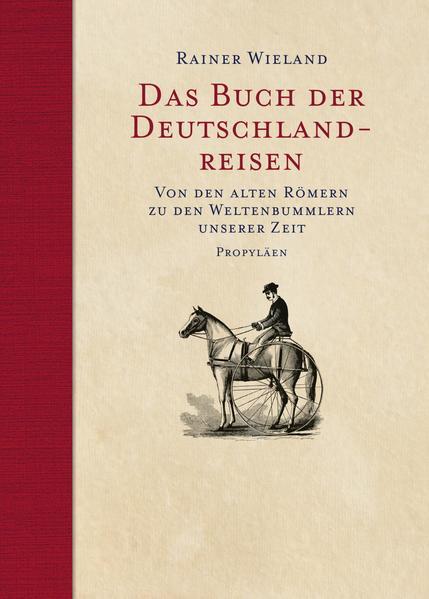 Das Buch der Deutschlandreisen als Buch