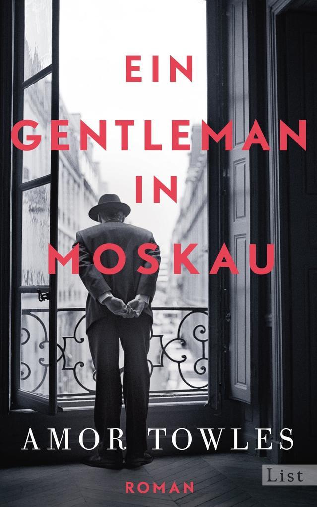 Ein Gentleman in Moskau als Buch