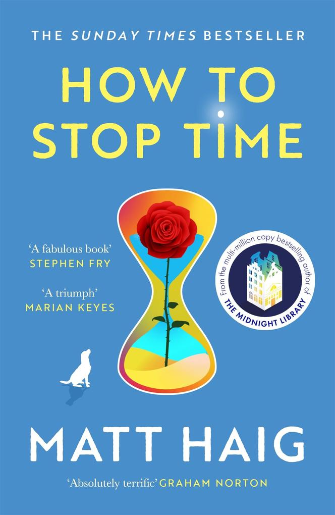 How to Stop Time als eBook