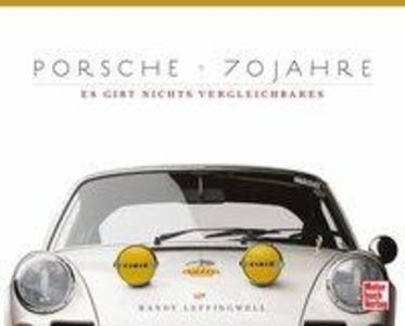 Porsche 70 Jahre als Buch