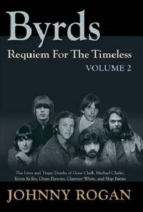Byrds Requiem For The Timeless Volume 2 als Buc...