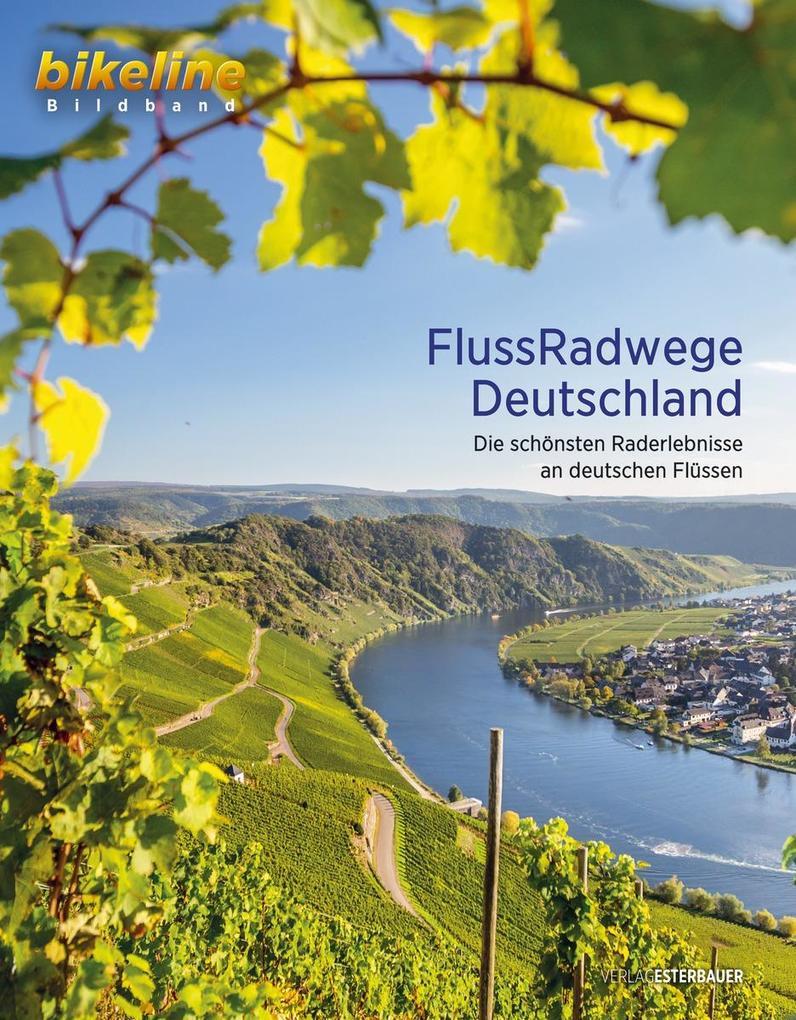 Bikeline FlussRadwege Deutschland als Buch von