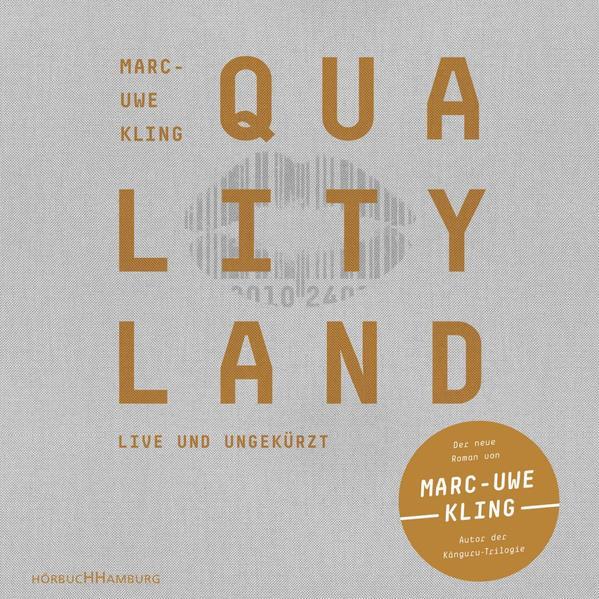 QualityLand als Hörbuch