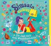 Simsaladschinn. Die Jagd nach dem Wunschgutstein/3CDs