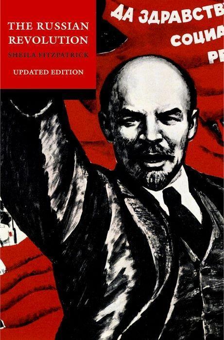 The Russian Revolution als Buch von Sheila Fitz...