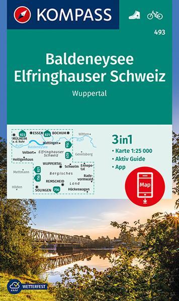 Baldeneysee, Elfringhauser Schweiz, Wuppertal 1...