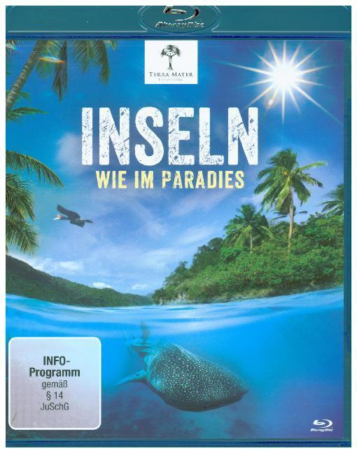 Inseln wie im Paradies