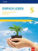 Einfach Leben 5. Ausgabe Bayern Mittelschule ab 2017