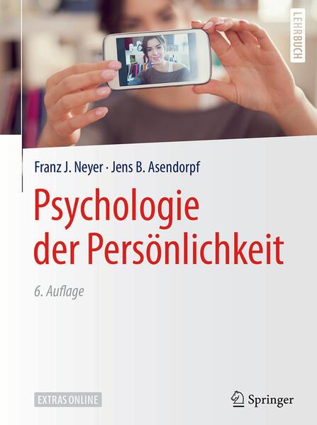 Psychologie der Persönlichkeit als Buch von Fra...