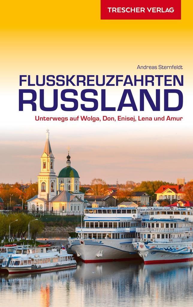 Reiseführer Flusskreuzfahrten Russland als Buch