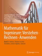 Mathematik für Ingenieure: Verstehen - Rechnen - Anwenden
