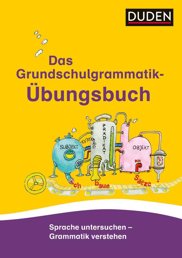 Das Grundschulgrammatik-Übungsbuch als Buch