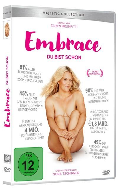 Embrace: Du bist schön! (OmU) als DVD