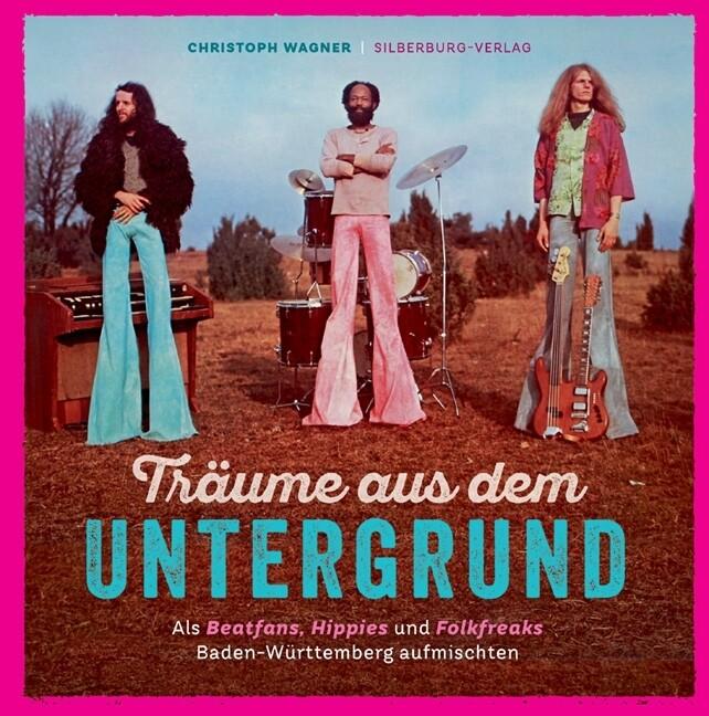 Träume aus dem Untergrund als Buch von Christop...