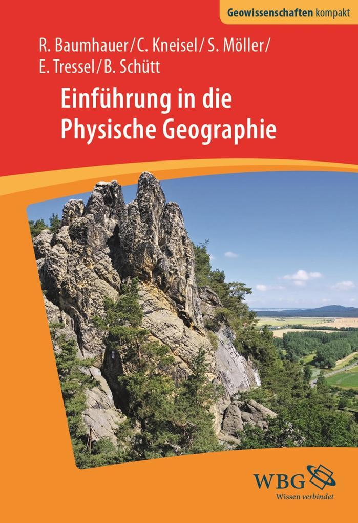 Einführung in die Physische Geographie als eBook