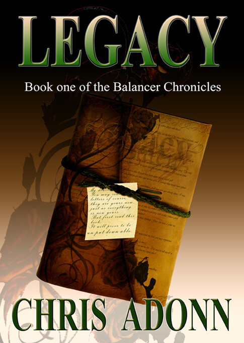 Legacy: Book One of the Balancer Chronicles als...