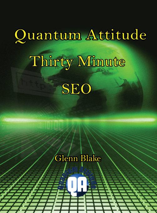 Thirty Minute SEO als eBook Download von Dr. Gl...