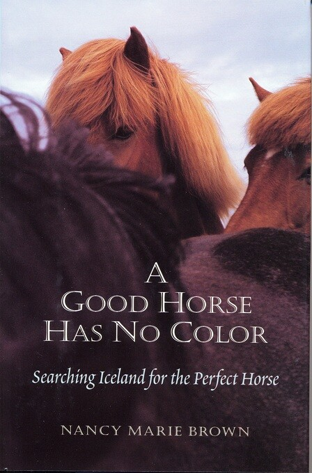 A Good Horse Has No Color: Searching Iceland fo...