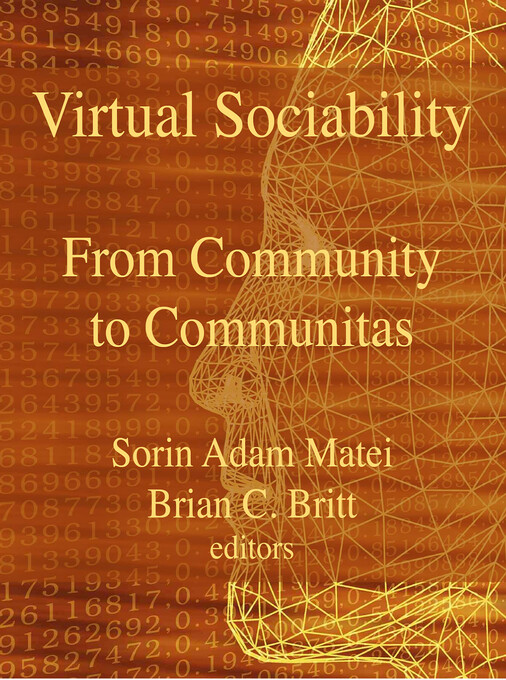 Virtual Sociability: From Community To Communit...