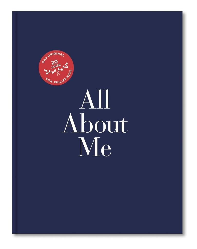 All About Me als Buch