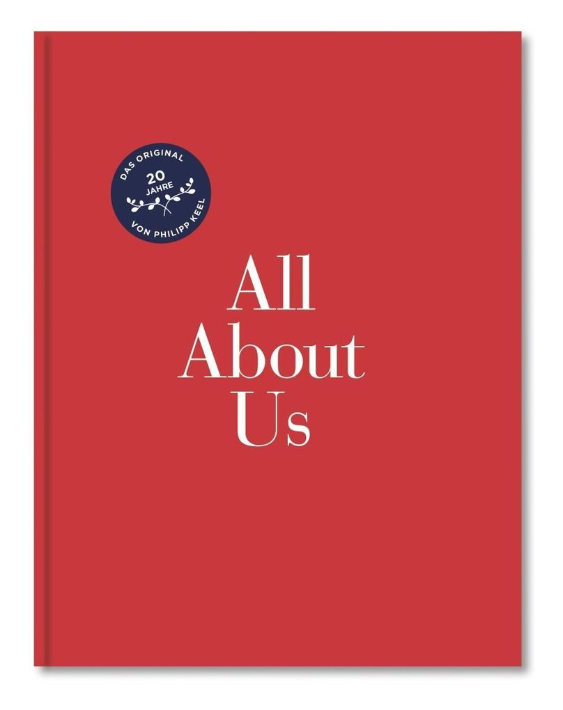 All About Us als Buch