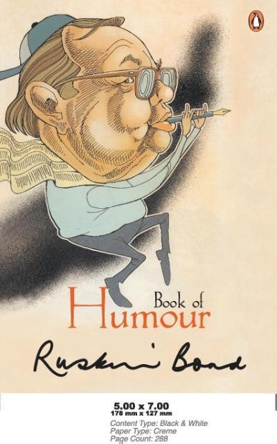 Book of Humour als Taschenbuch von Ruskin Bond