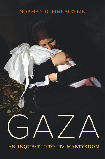 Gaza als Buch von Norman Finkelstein