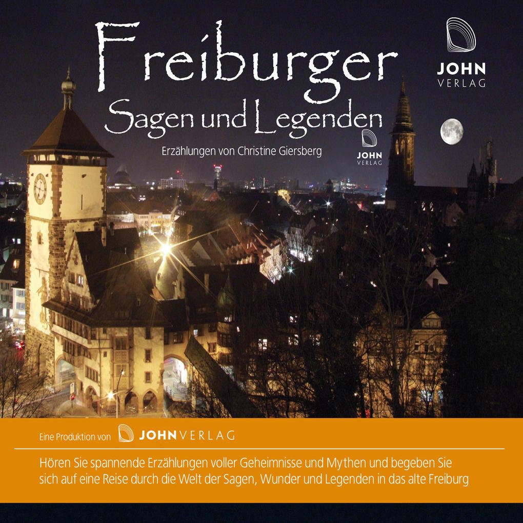 Freiburger Sagen und Legenden als Hörbuch Downl...