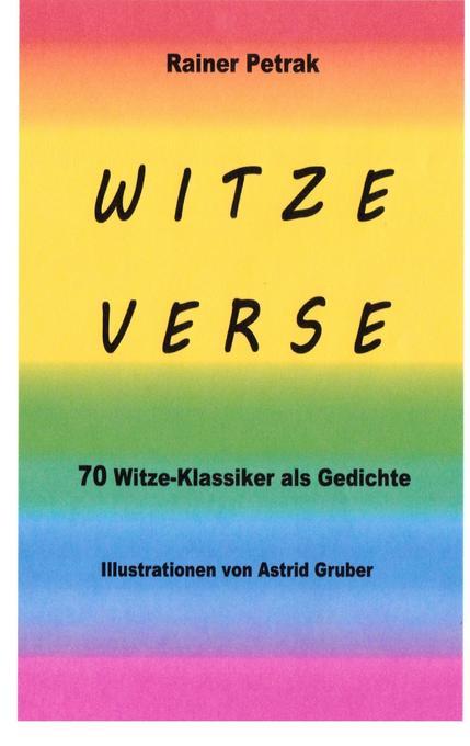 Witze Verse als Buch von Rainer Petrak