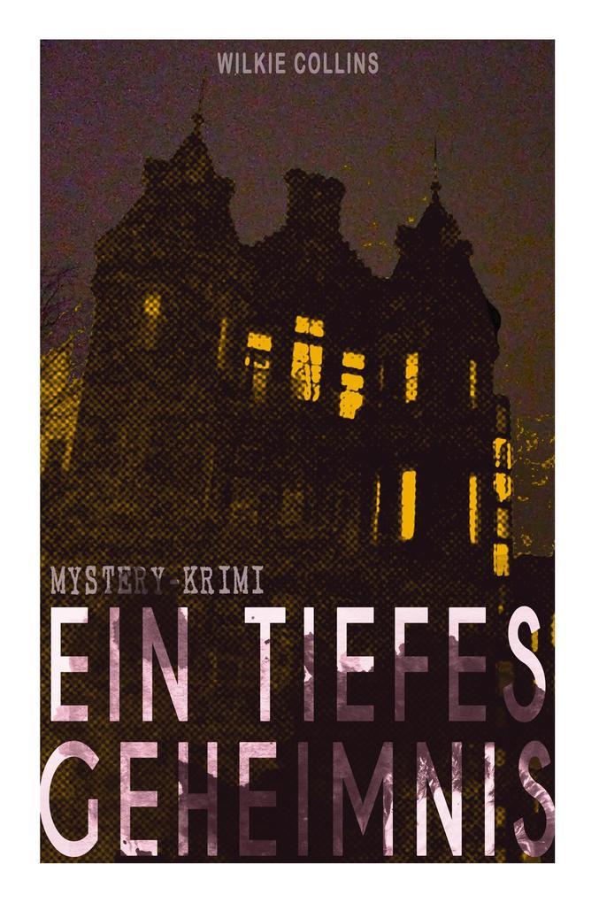 Ein Tiefes Geheimnis (Mystery-Krimi) als Buch