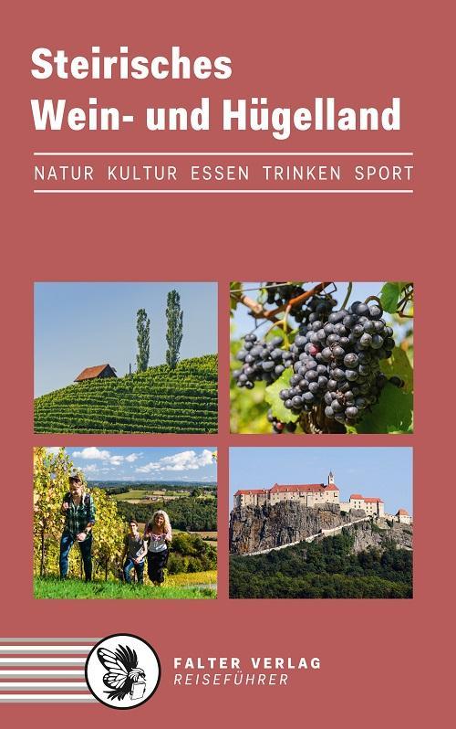 Steirisches Wein- und Hügelland als Buch