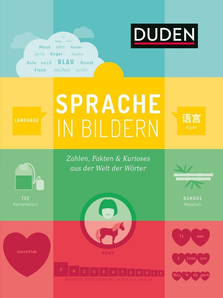Sprache in Bildern als Buch von