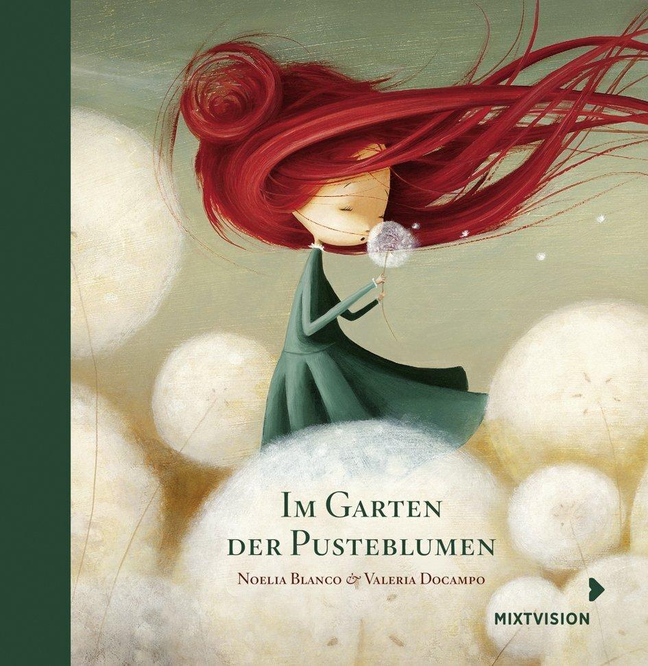 Im Garten der Pusteblumen als Buch