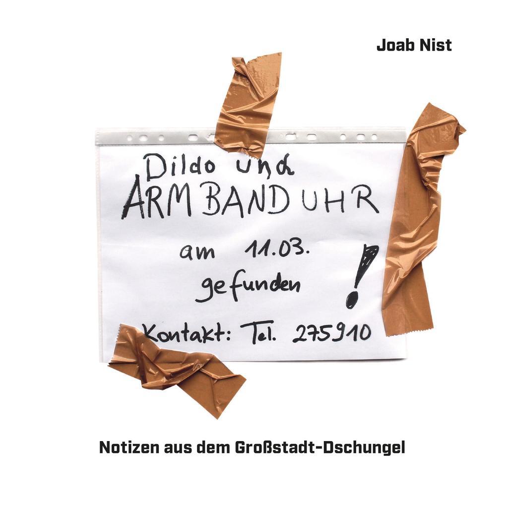Notes of Berlin als Taschenbuch