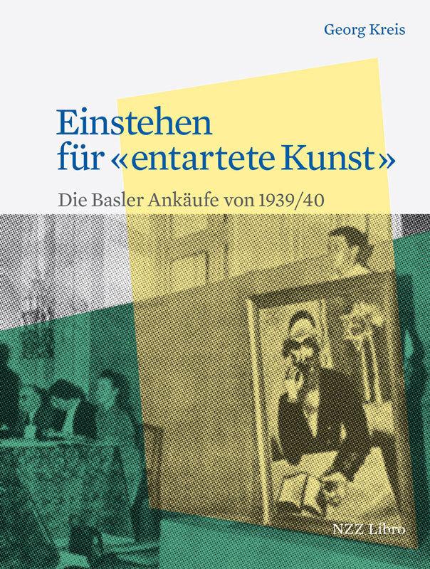 Einstehen für «entartete Kunst» als Buch von Ge...