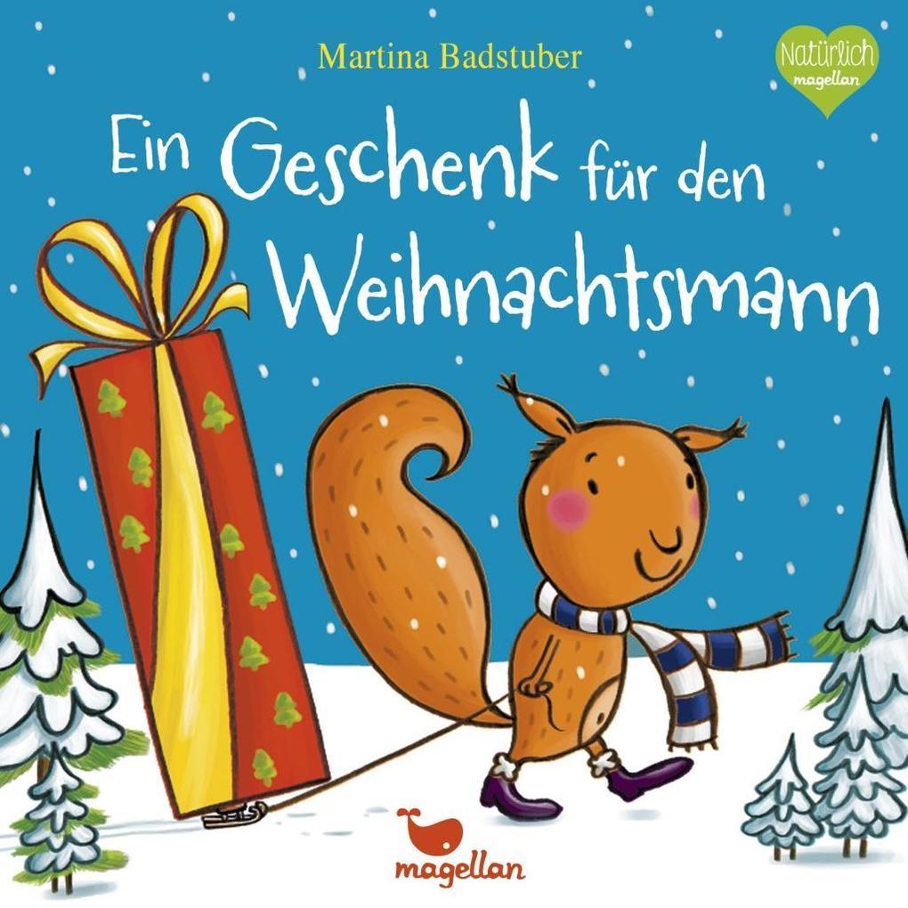 Ein Geschenk für den Weihnachtsmann als Buch