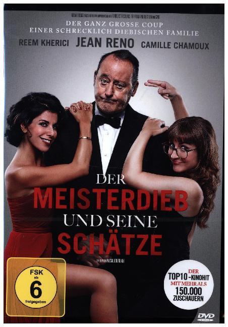 Family Heist - Eine schrecklich diebische Familie als DVD