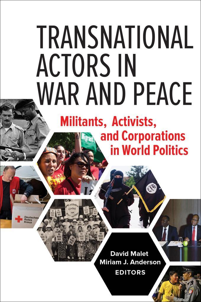 Transnational Actors in War and Peace als eBook...