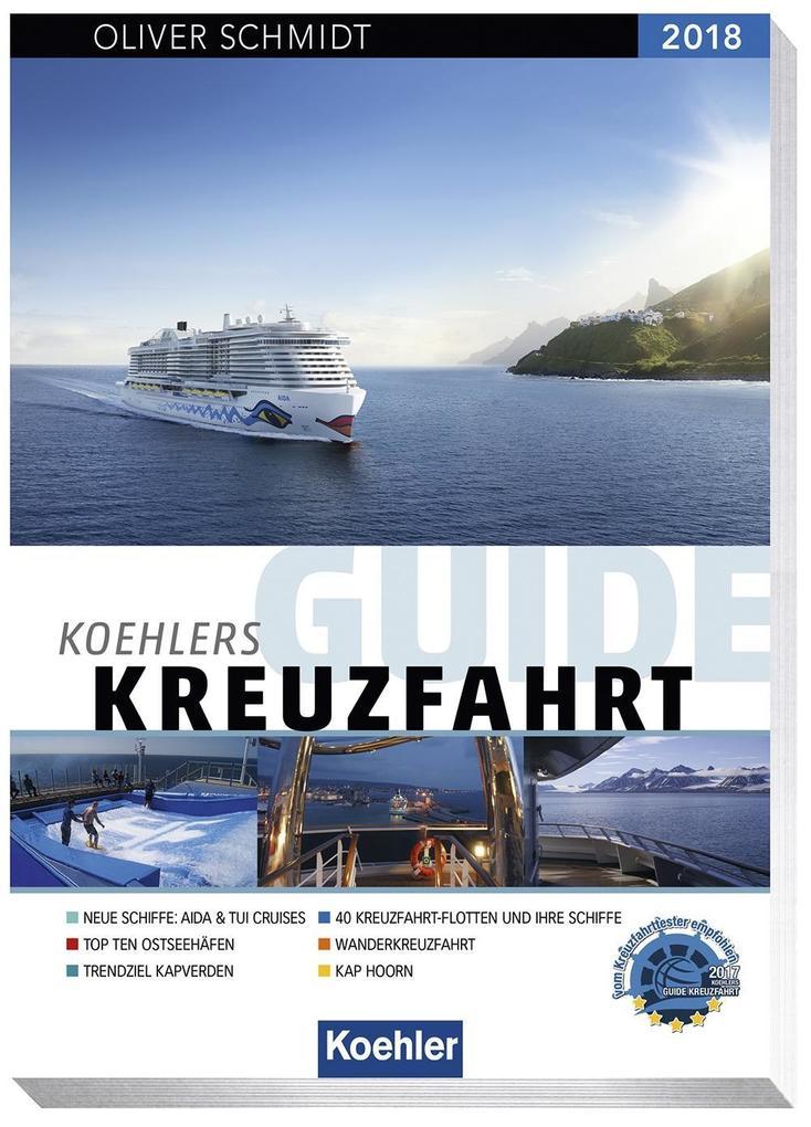 Koehlers Guide Kreuzfahrt 2018 als Buch von