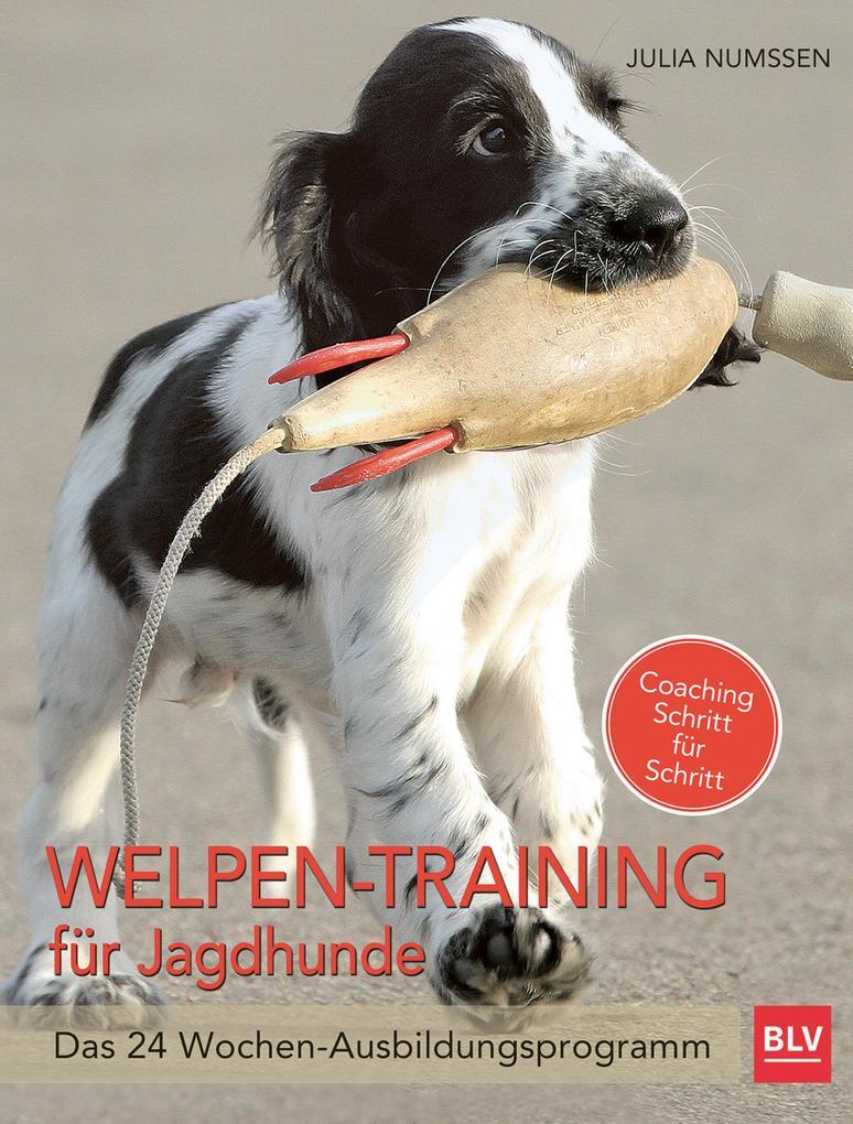Welpen-Training für Jagdhunde als eBook Downloa...