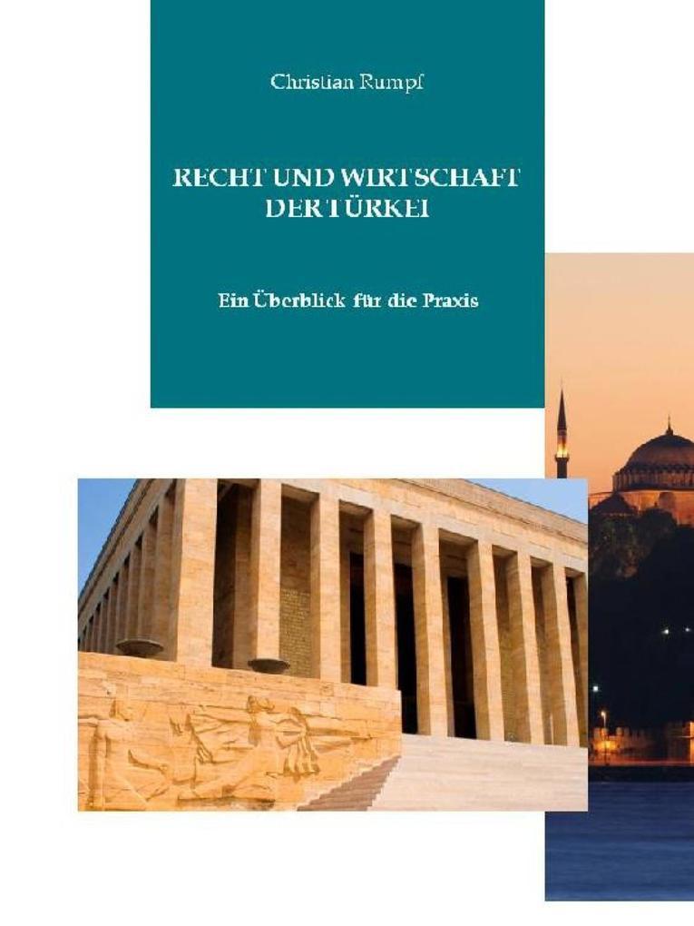 Recht und Wirtschaft der Türkei als eBook