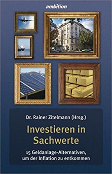 Investieren in Sachwerte als Buch