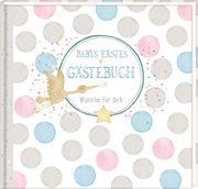 Gästebuch - Baby Shower - Babys erstes Gästebuch