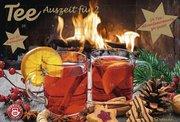 Teekanne Tee-Adventskalender für Zwei 2017