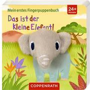 Das ist der kleine Elefant!