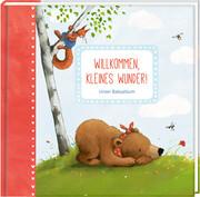 Babyalbum - BabyBär - Willkommen, kleines Wunder!