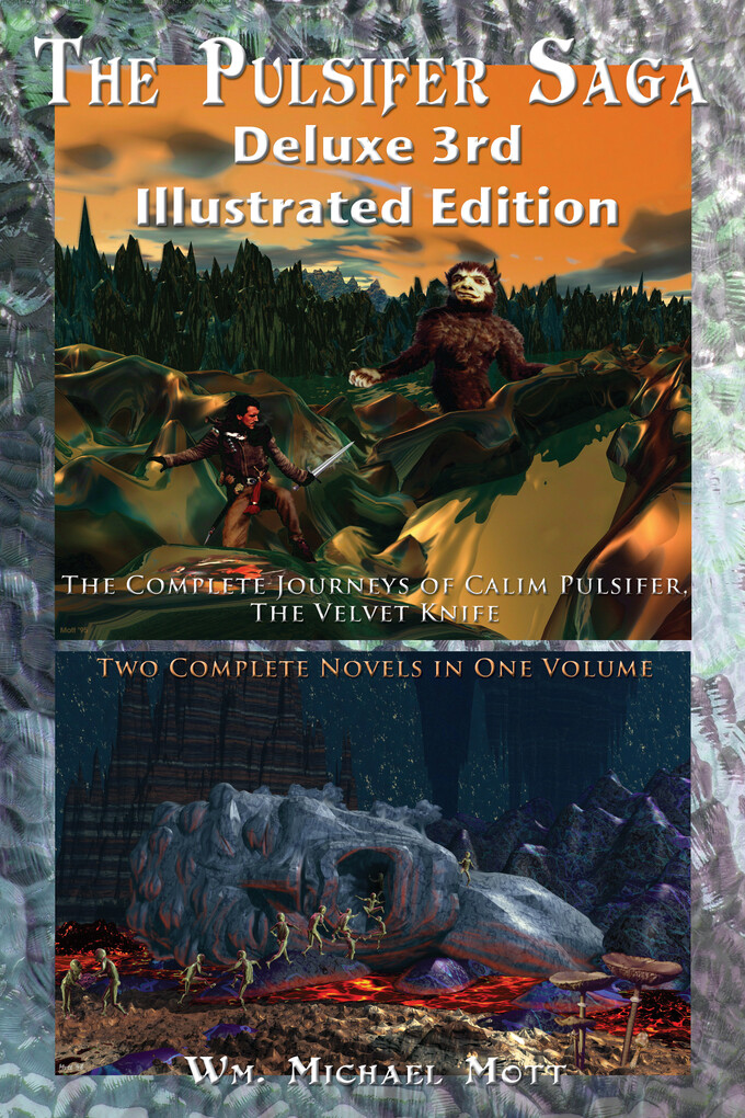 Pulsifer Saga Omnibus Edition als eBook Downloa...